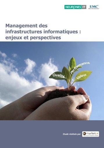 Management des infrastructures informatiques ... - infohightech