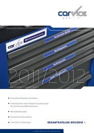 GESAMTKATALOG 2011/2012 - bei carvice® systems