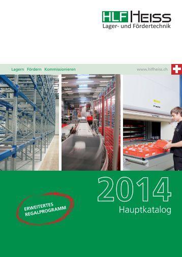 HLF Heiss AG Hauptkatalog 2014