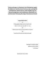 diss_Engel_Josefine.pdf - Ernst-Moritz-Arndt-Universität Greifswald