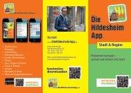 Die Hildesheim App - WWW Internet gbr