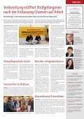 Bürgermeister Olaf Scholz begrüßt Auszubildende aus Südeuropa - Page 7