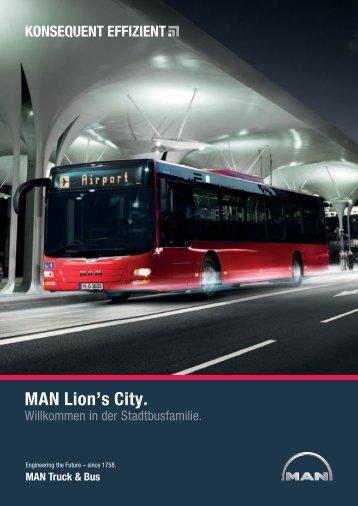MAN Lion's City.