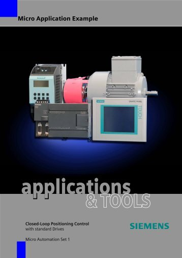 Micro Application Example - Siemens Industry Online Support