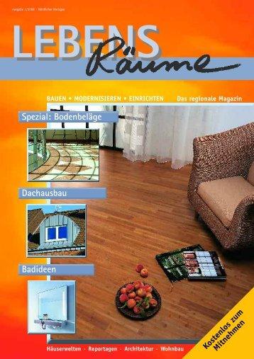 Ausgabe 1/2008 · Nördlicher Breisgau - infoprint Verlag
