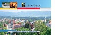 Infobroschüre Trossingen - infoprint Verlag