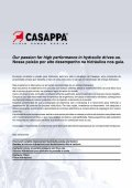 HYDRAULIC PUMPS, MOTORS & FILTERS BOMBAS ... - Casappa - Page 2