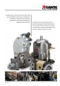 HYDRAULIC PUMPS, MOTORS & FILTERS BOMBAS ... - Casappa - Page 7