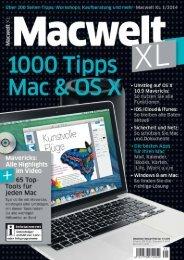 Leseprobe lesen - Macwelt