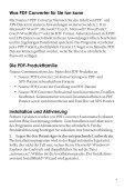 PDF Converter 8 - Nuance - Seite 4