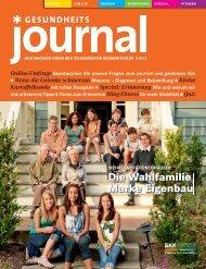 Journal Ausgabe 03/2013 (PDF 5,93 MB) - BKK Gildemeister ...