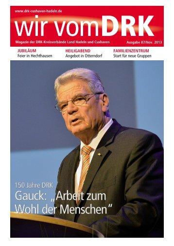Nr 87 Nov 2013 - Drk-landhadeln.de