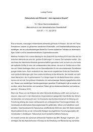 Naturschutz und Allmende eine regressive Utopie? - Bundesamt für ...