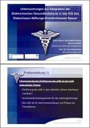 Vortragsfolien - Hochschule Mannheim