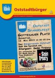 Oststadtbürger - KA-News