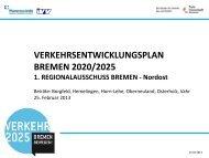 pdf, 3.9 MB - Der Senator für Umwelt, Bau und Verkehr - Bremen