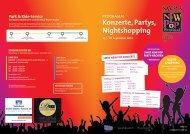 SWR3 New Pop Festival - Folder