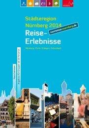 Pauschal-Angebote Nürnberg 2014 (pdf, 6 MB) - Tourismus Nürnberg