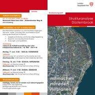 Einladung zur Auftaktveranstaltung - Landeshauptstadt Kiel