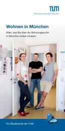 Wohnen in München - Technische Universität München