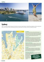 New South Wales - Ausflüge & Hotels
