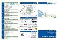 2. Dezember 2011 Informatik-Zentrum - Fachgruppe Informatik an ...