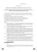 EUROPEAN COMMISSION Brussels, 10.9.2013 COM ... - EUR-Lex - Page 5