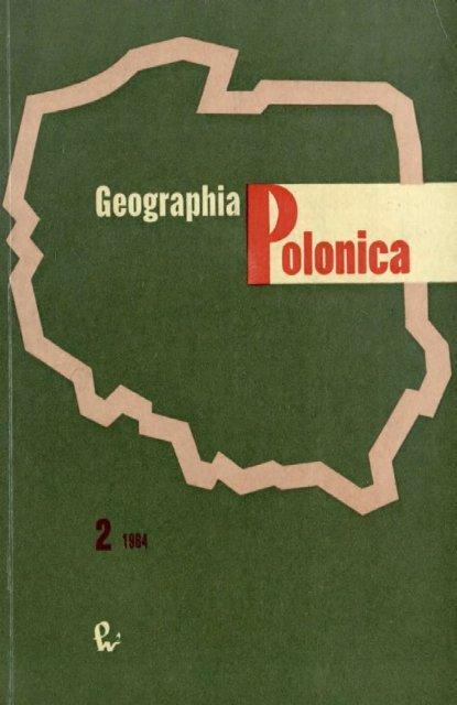 Geographia Polonica 2 1964