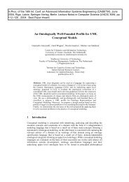 An Ontologically Well-Founded Profile for UML Conceptual Models