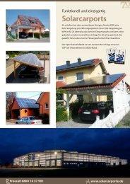 Solarcarports