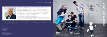 Informationsflyer der ETH Zürich Foundation über das ESOP - D-BIOL