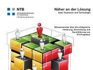 Eignung für KTI-Projekte - NTB - Interstaatliche Hochschule für ...