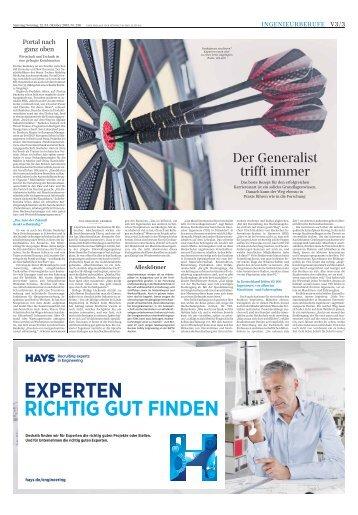 Ingenieure IV - Süddeutsche Zeitung