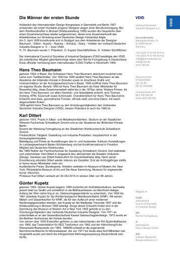 Maenner der ersten Stunde (PDF) - VDID