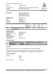 TEILEGUTACHTEN nach §19(3) StVZO Nummer 05-1650-A06-V01 ...