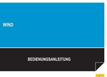 BEDIENUNGSANLEITUNG - Renault