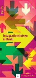 Integrationslotsen gesucht - Stadt Brühl