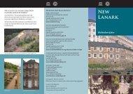 NEw LANARk - Historic Scotland