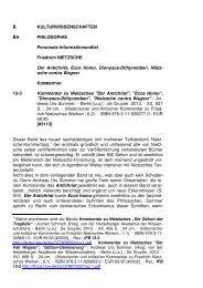 IFB: digitales Rezensionsorgan für Bibliothek und Wissenschaft 2013