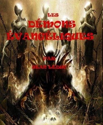 Les démons évangéliques.