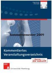 KVV - Fachbereich Informatik - Universität Hamburg