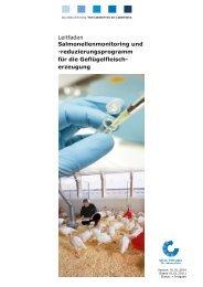 LF Salmonellenmonitoring und - QS Qualität und Sicherheit GmbH