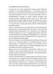 Quantifizierung der relativen Internailisierungsrate klinischer S ...