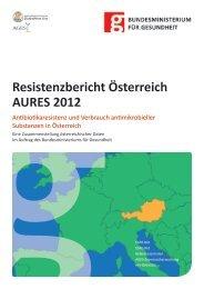 aures 2012 - Bundesministerium für Gesundheit