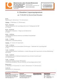 Programm - UKE