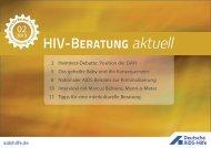 Online-Ansicht - Deutsche AIDS-Hilfe e.V.
