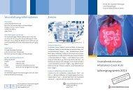 Jahresprogramm 2013 Jahresprogramm 2013 - Dr. Falk Pharma ...