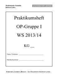 OP-I-Heft WS 13-14 - Studierendenportal