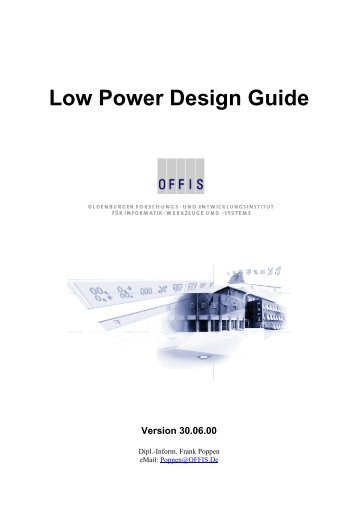Low Power Design Guide