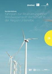 Fahrplan zur Realisierung einer Windwasserstoff-Wirtschaft in der ...